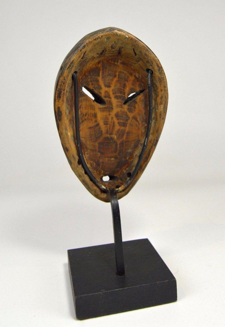 Lega Bwami society African mask - 5