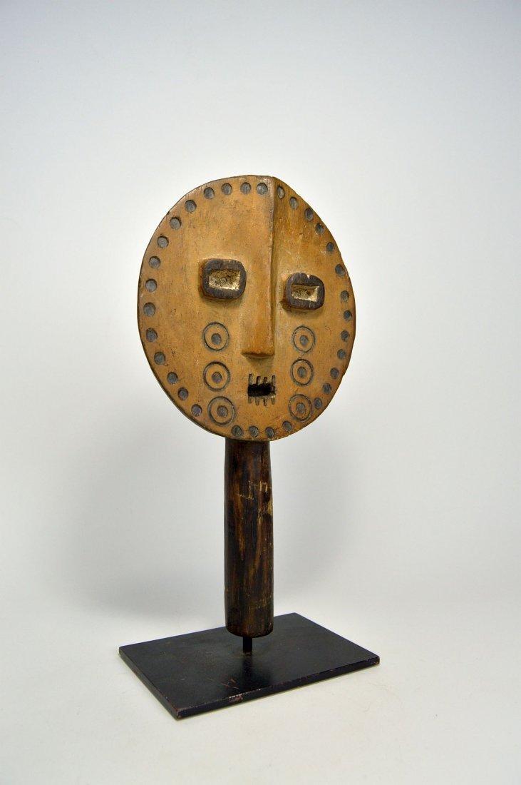 A Lega Parade Staff , African Tribal Art