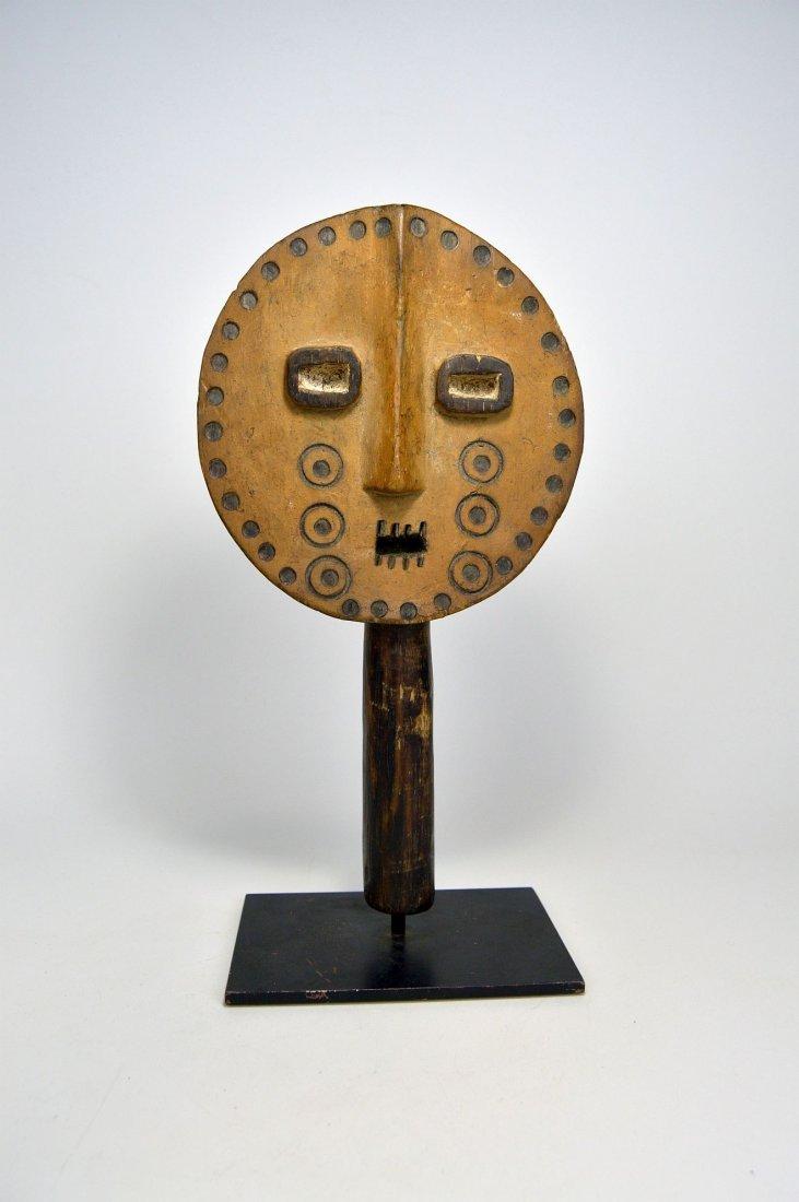 A Lega Parade Staff , African Tribal Art - 2