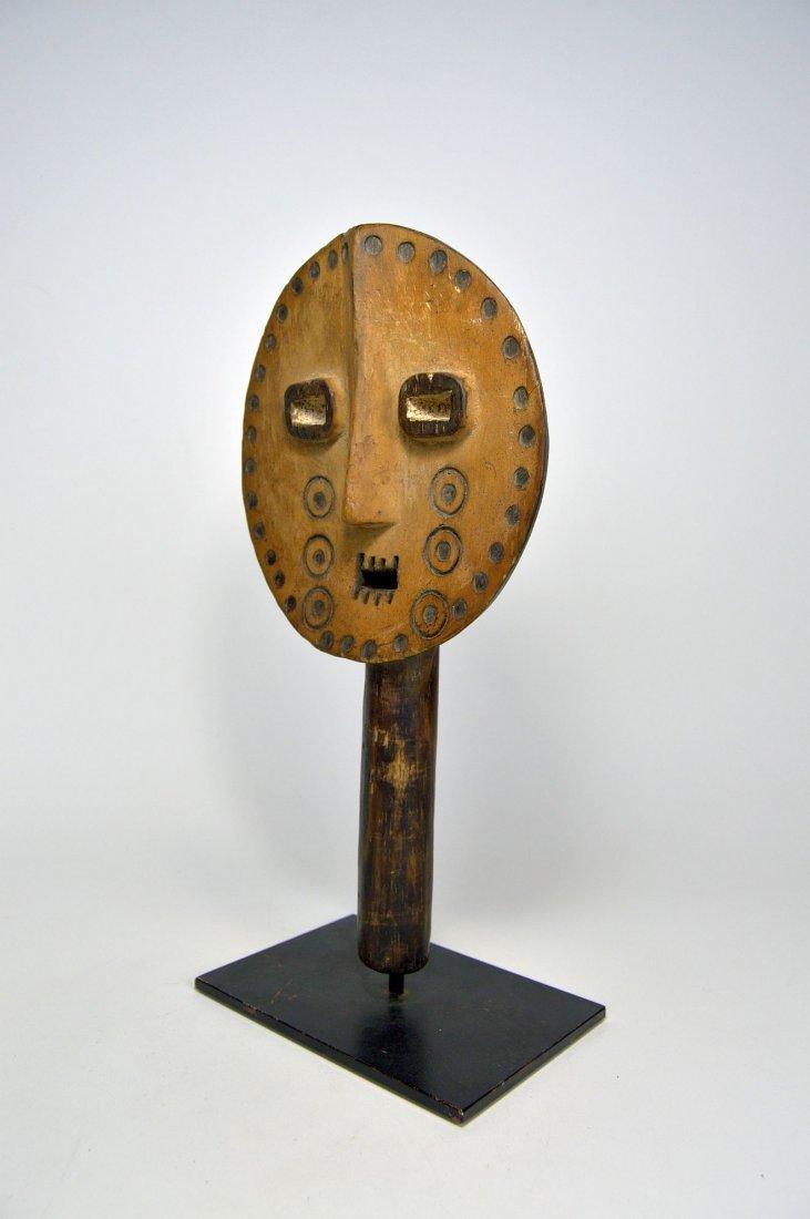 A Lega Parade Staff , African Tribal Art - 3