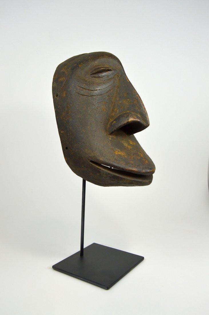 Hemba Chimpanzee Mwisi Gwa So'o African Mask - 3