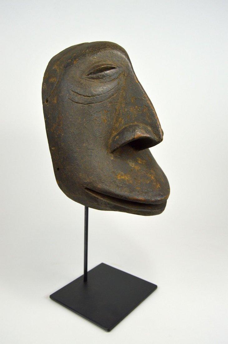 Hemba Chimpanzee Mwisi Gwa So'o African Mask - 4