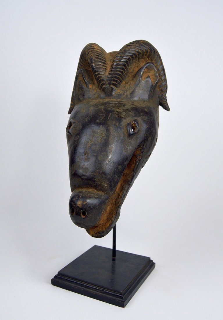 A Dan Ram mask, African Tribal Art - 3