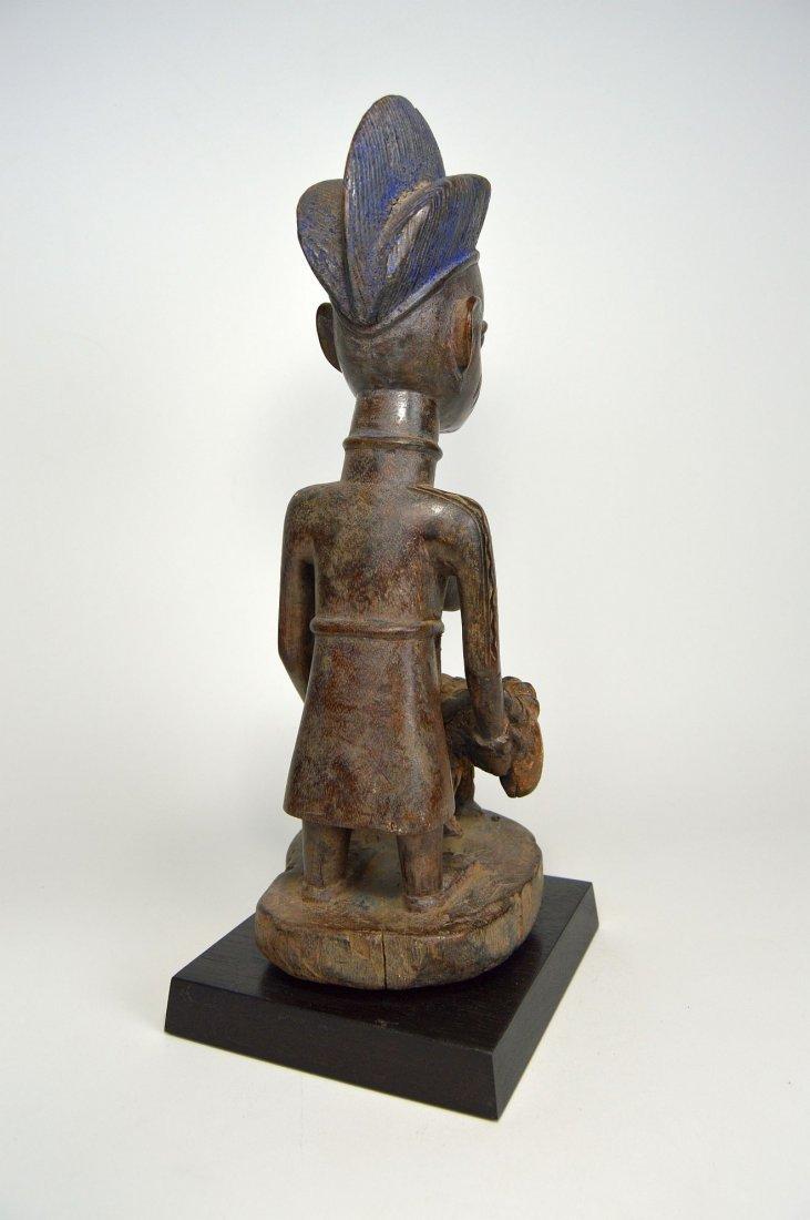 A Yoruba Female Offering Ram, African Tribal Art - 5