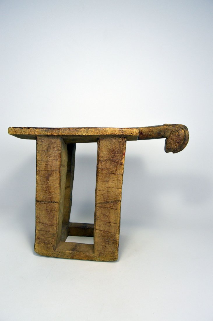 Bwa Anthropomorphic Woman's Stool, African Art - 2