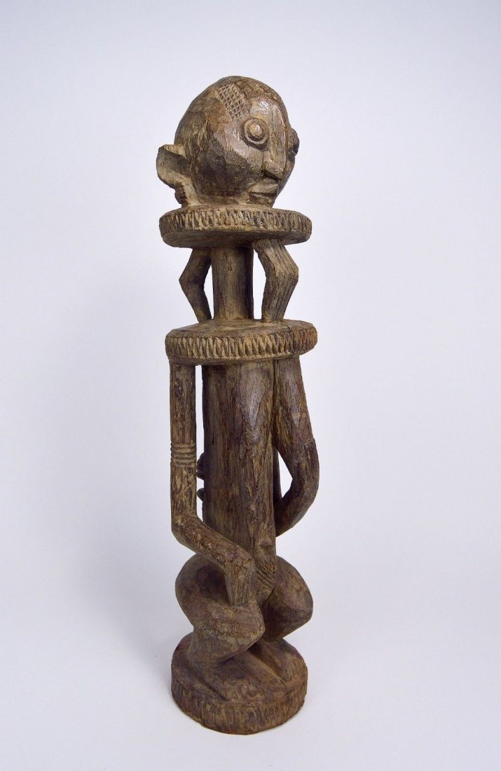 Abstract Dogon female sculpture, African Art - 2