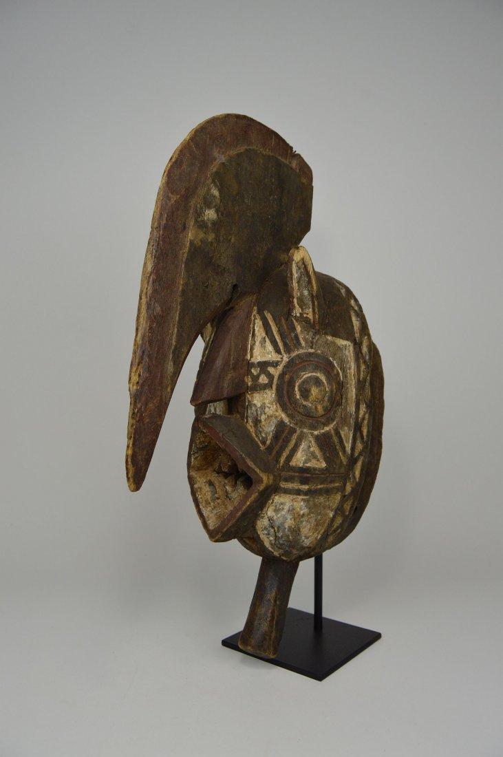Wonderfully Abstract Bwa Kobiay Dance mask - 3
