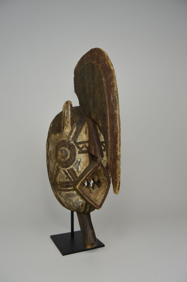Wonderfully Abstract Bwa Kobiay Dance mask - 4