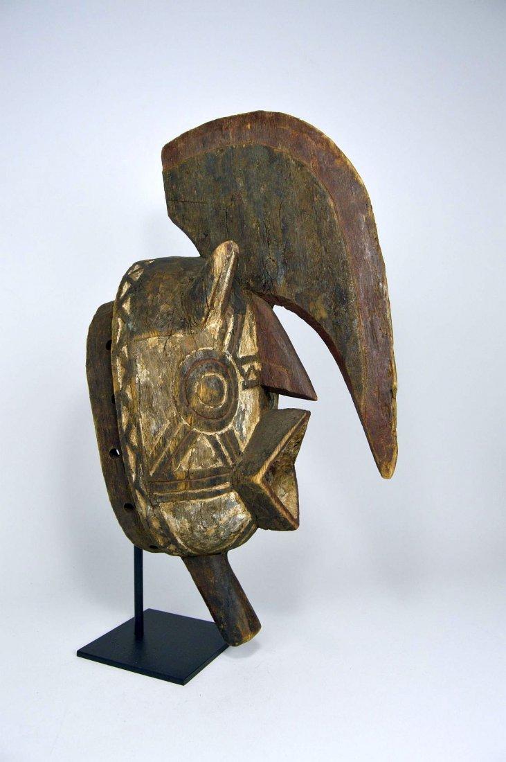 Wonderfully Abstract Bwa Kobiay Dance mask - 5
