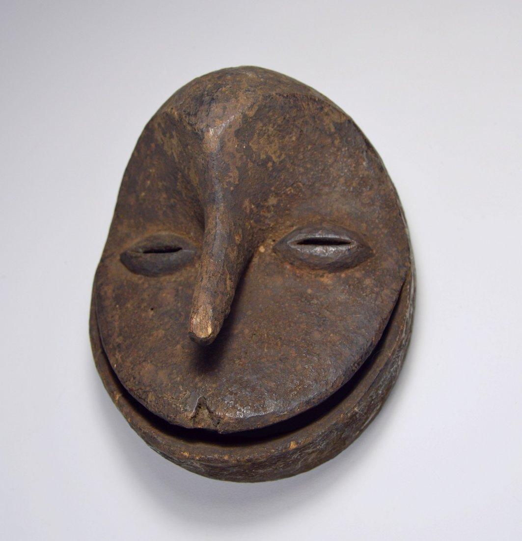 Hemba Soko Mutu Chimpanzee African mask
