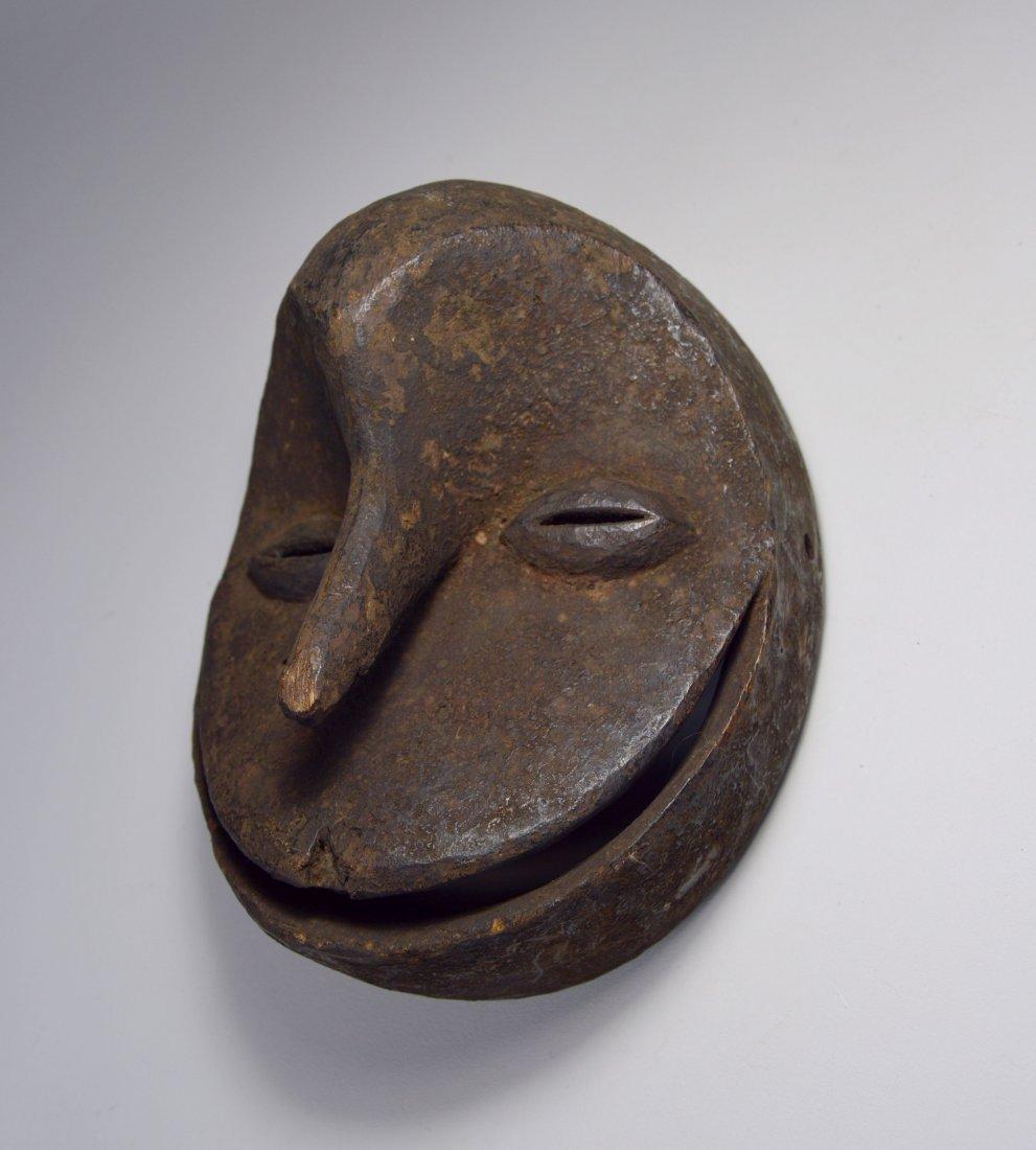 Hemba Soko Mutu Chimpanzee African mask - 2