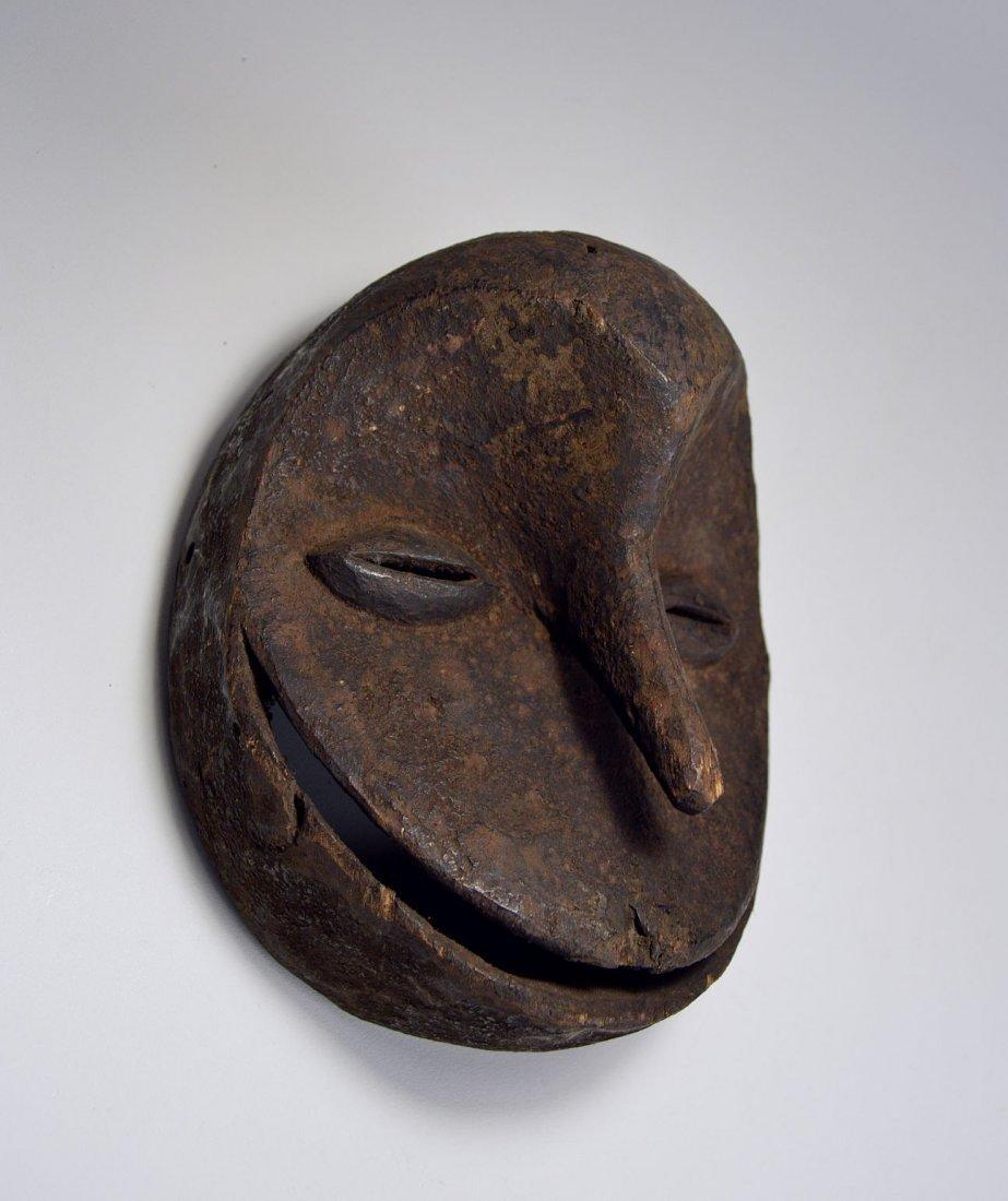 Hemba Soko Mutu Chimpanzee African mask - 3