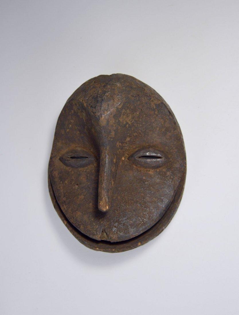 Hemba Soko Mutu Chimpanzee African mask - 4