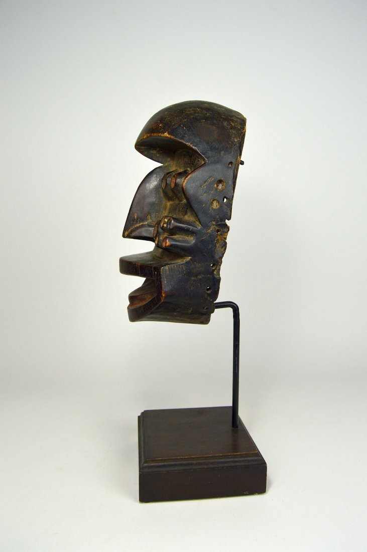 A Fantastic Guere mask with Multiple eyes, African Art - 4