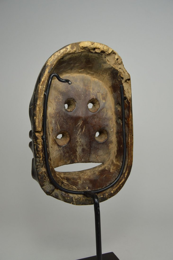 A Fantastic Guere mask with Multiple eyes, African Art - 5