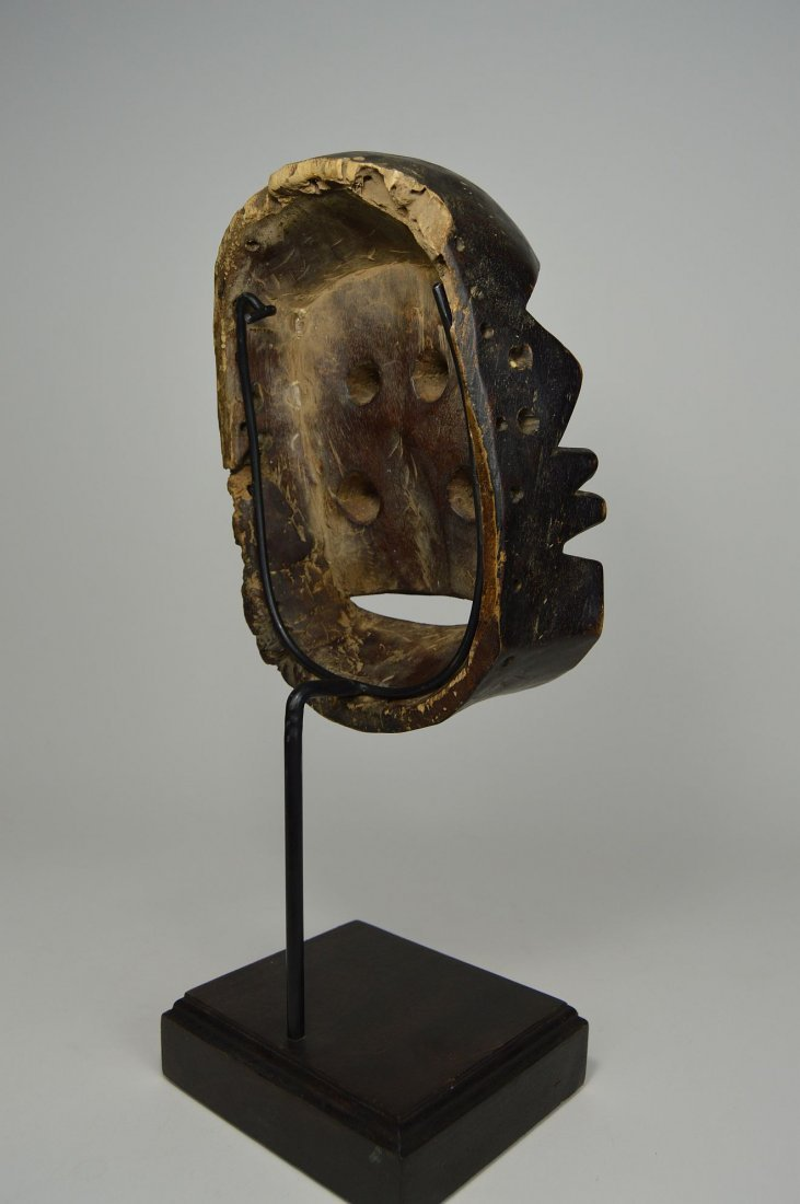 A Fantastic Guere mask with Multiple eyes, African Art - 6