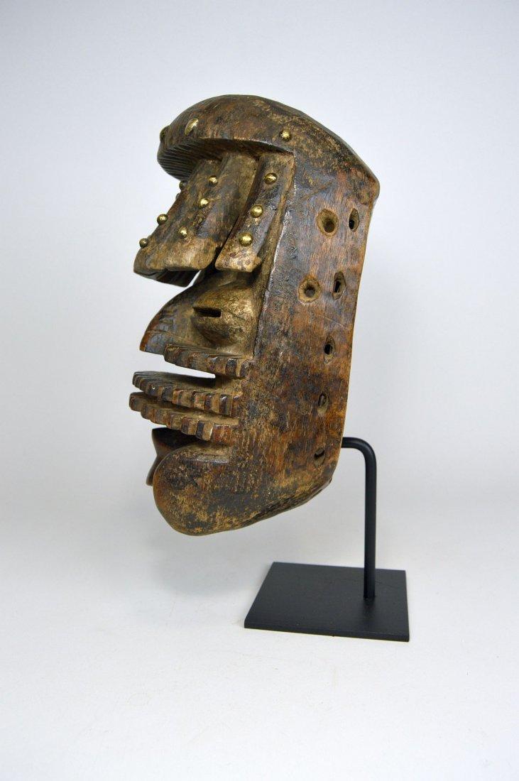 Complex Guere African mask, African Art - 5