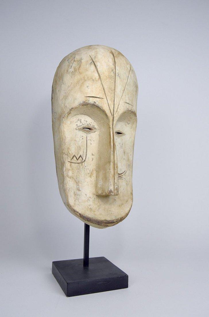 A Fang Ngil African mask