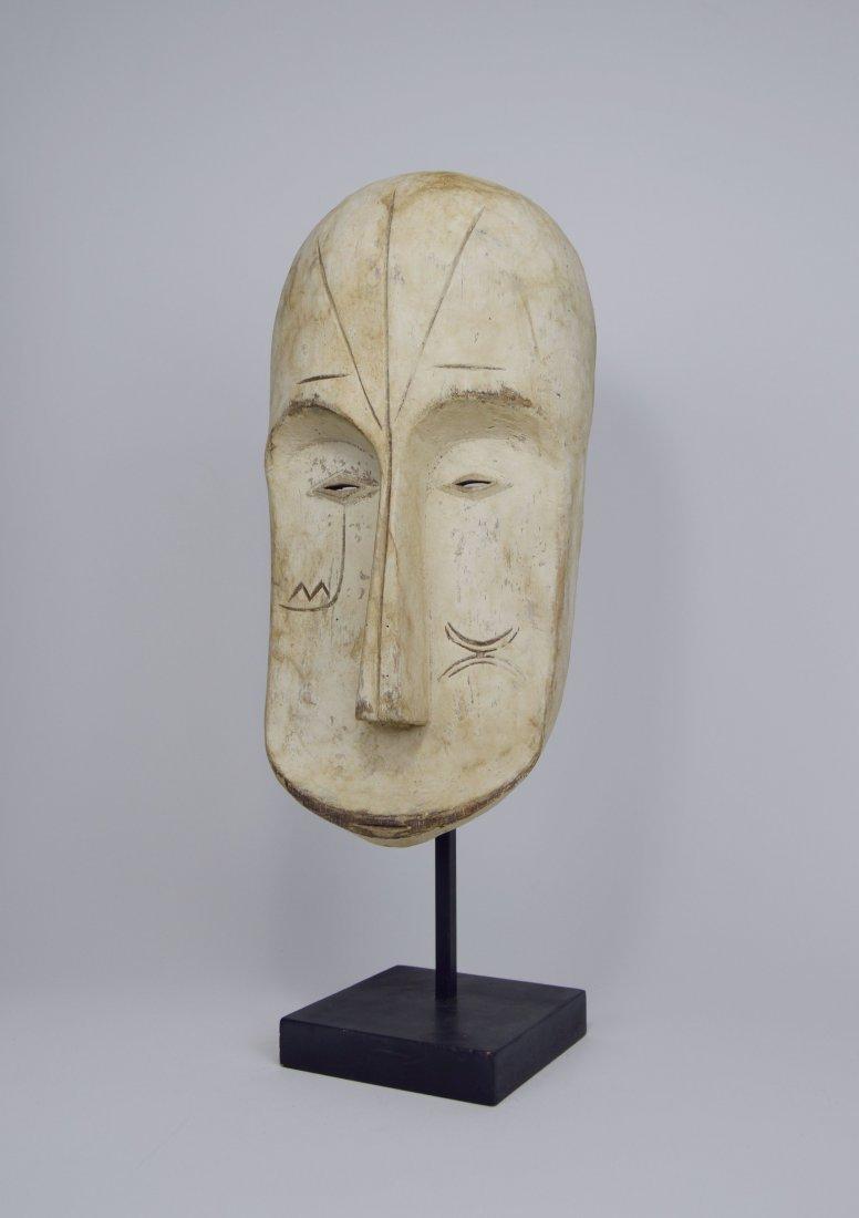 A Fang Ngil African mask - 3