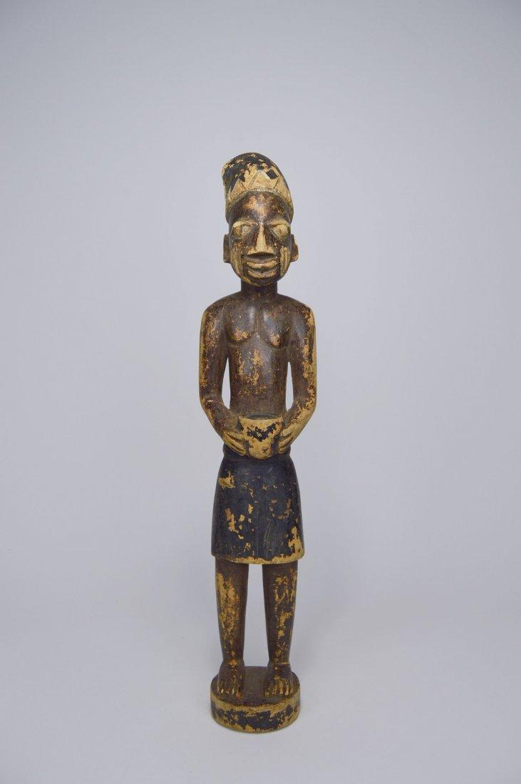 Yoruba Colonial Era Sculpture, African Tribal Art - 2