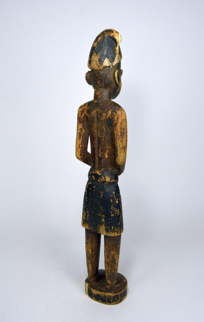 Yoruba Colonial Era Sculpture, African Tribal Art - 5