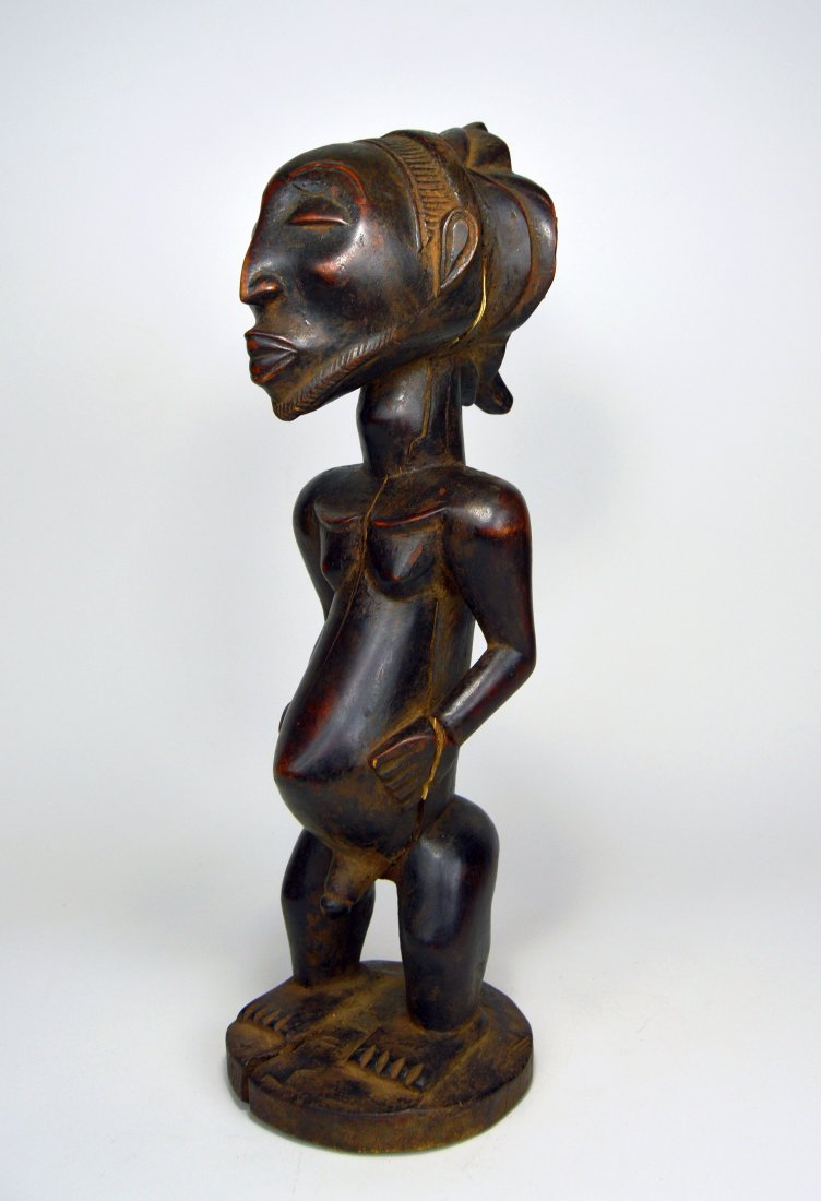Hemba Male sculpture, African Art - 3