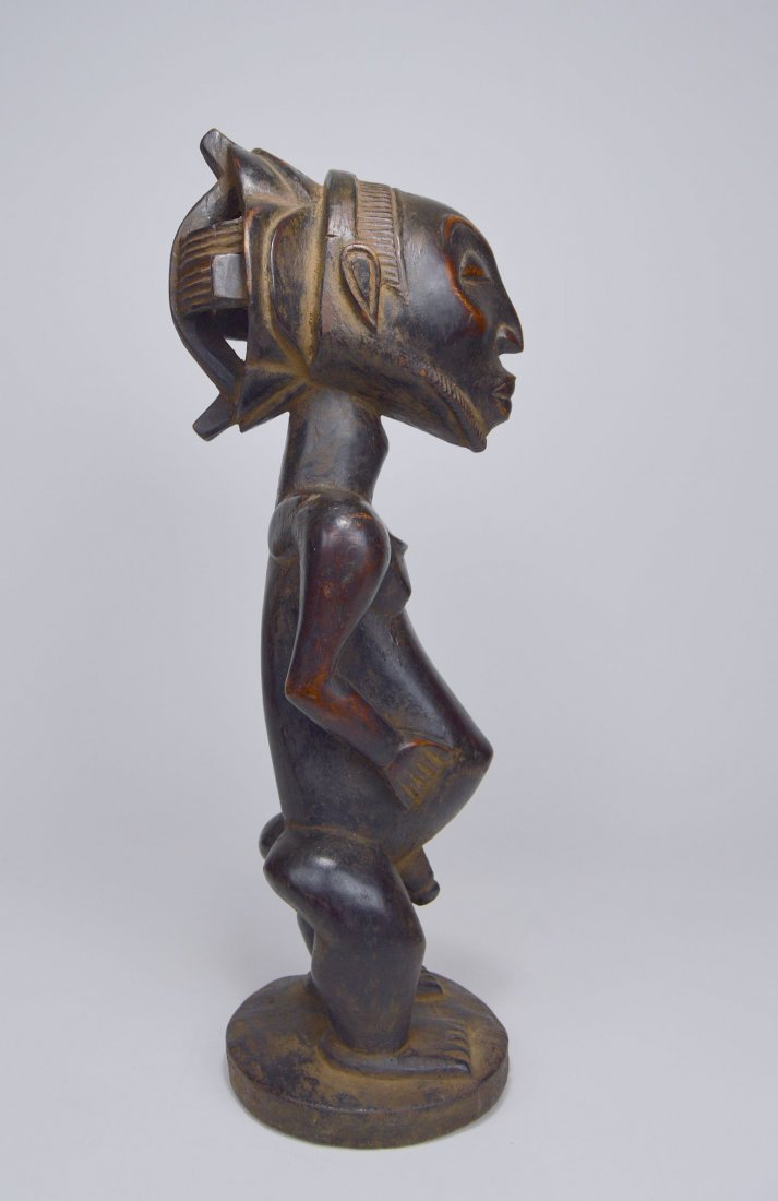 Hemba Male sculpture, African Art - 5