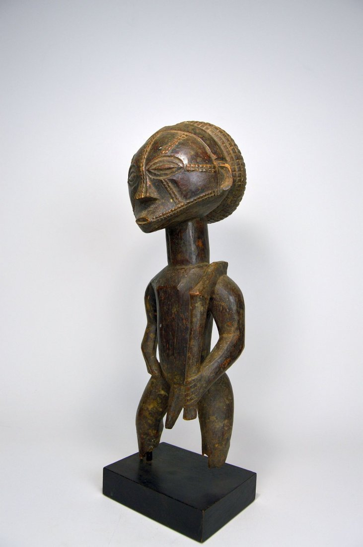 Tabwa Ancestor sculpture, African Art