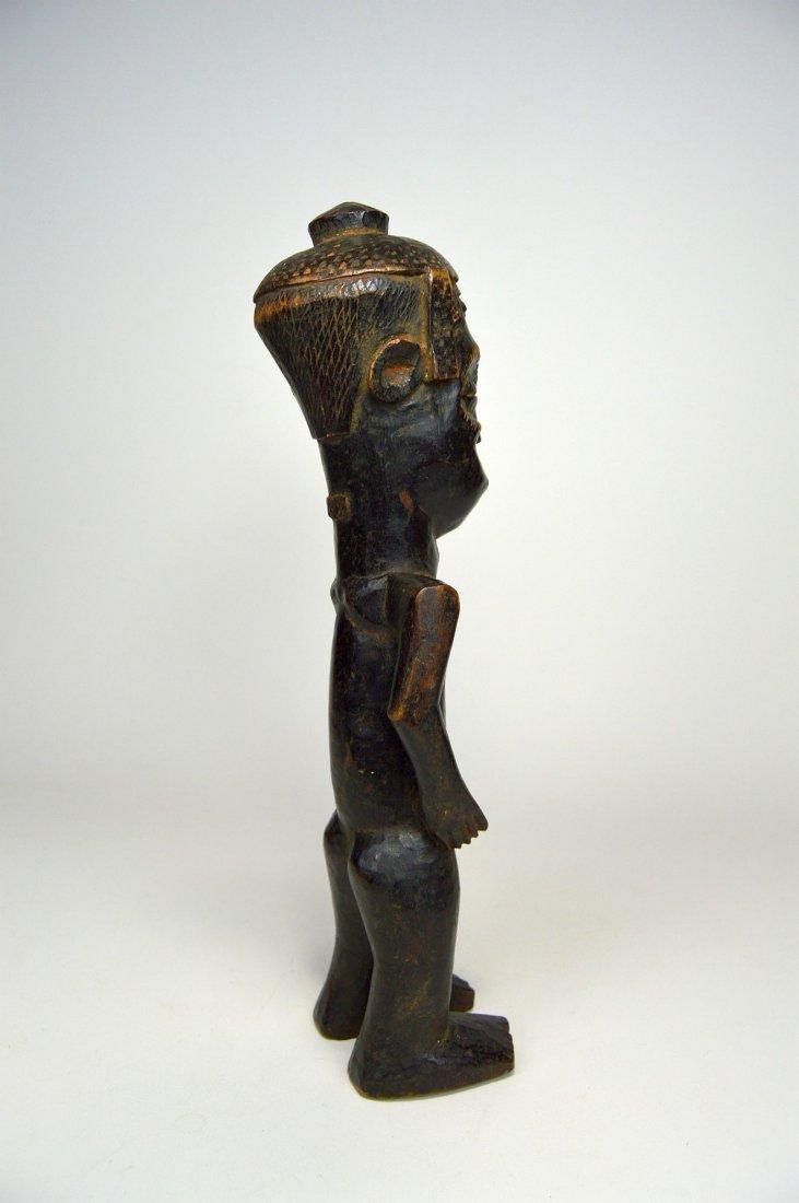 Vintage Kuba Male Sculpture, African Art - 6