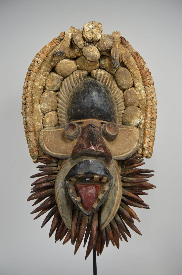 Fantastic Gere African mask