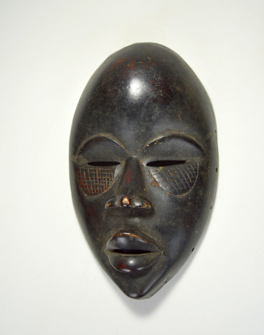A Finely Carved Dan African mask, African Art