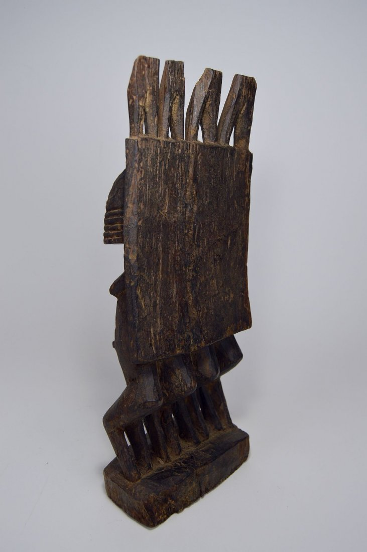 Dogon Nommo Sculpture Four Ancestors, African Art - 6