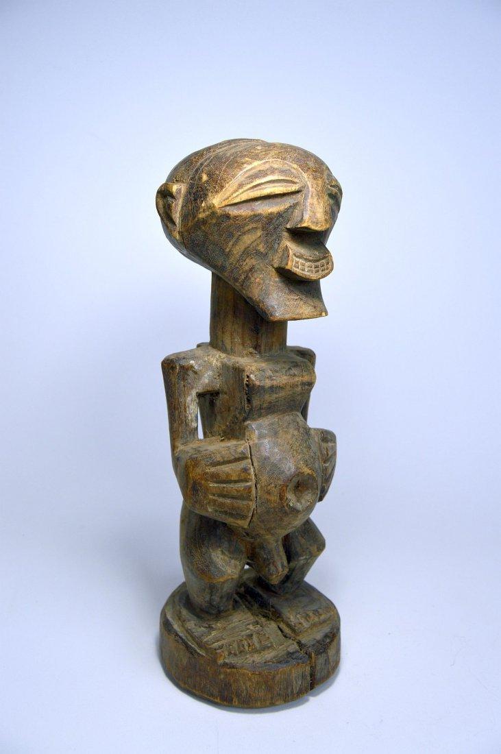 Songye Nkisi Power fetish, African Art