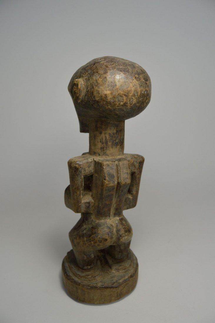 Songye Nkisi Power fetish, African Art - 5
