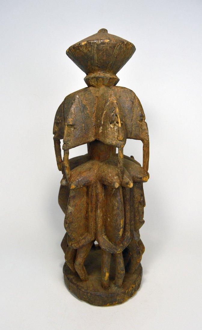 Large Dogon Ancestor sculpture, African Art - 3