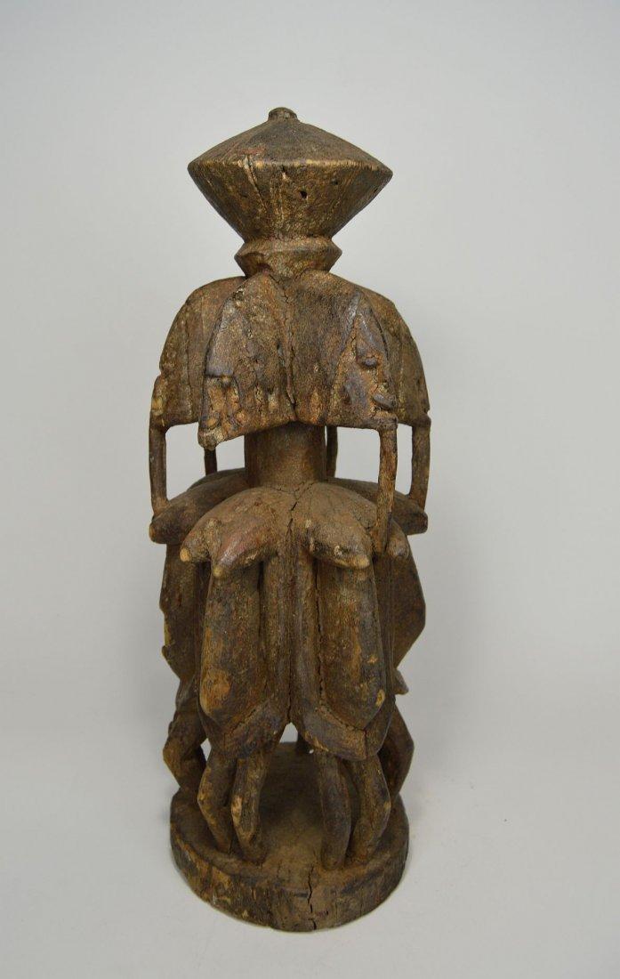 Large Dogon Ancestor sculpture, African Art - 5
