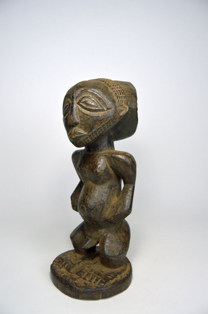 Hemba male ancestor carving, African Art - 3