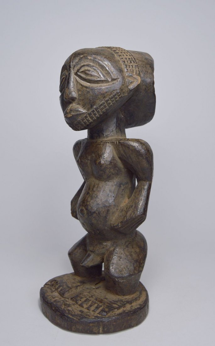 Hemba male ancestor carving, African Art - 4