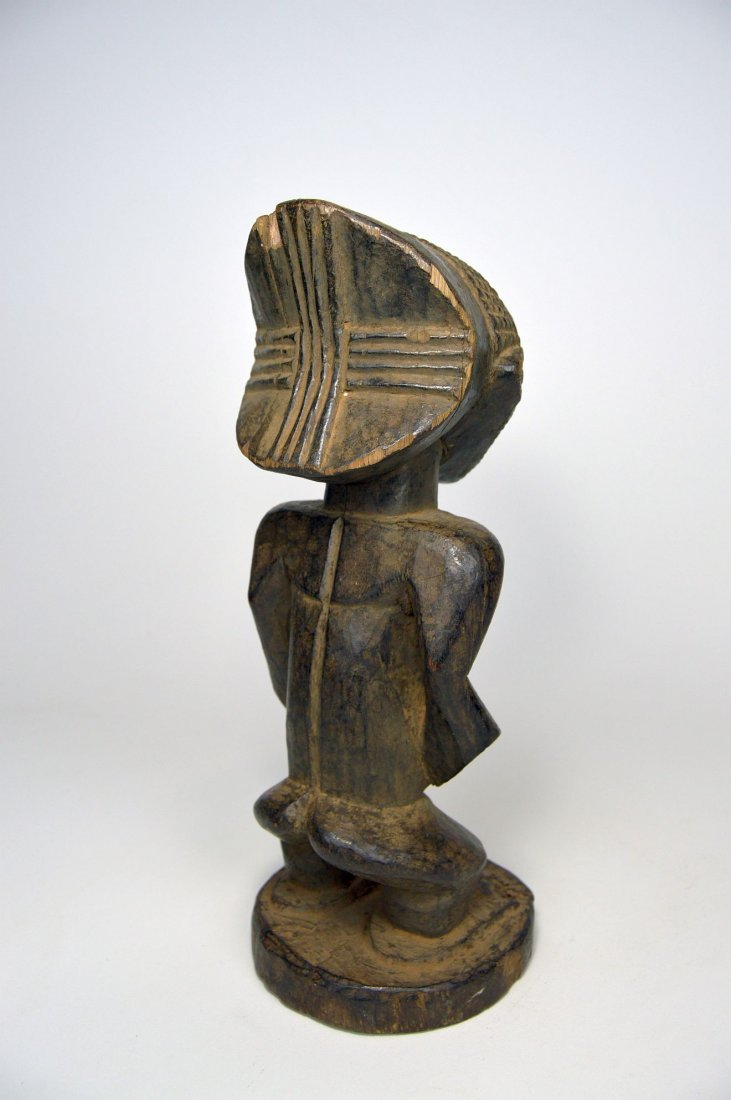 Hemba male ancestor carving, African Art - 5