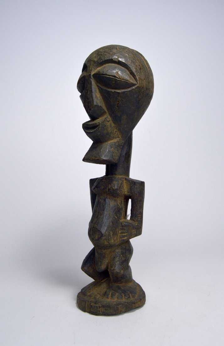 Interesting Vintage Songye male figure, African Art