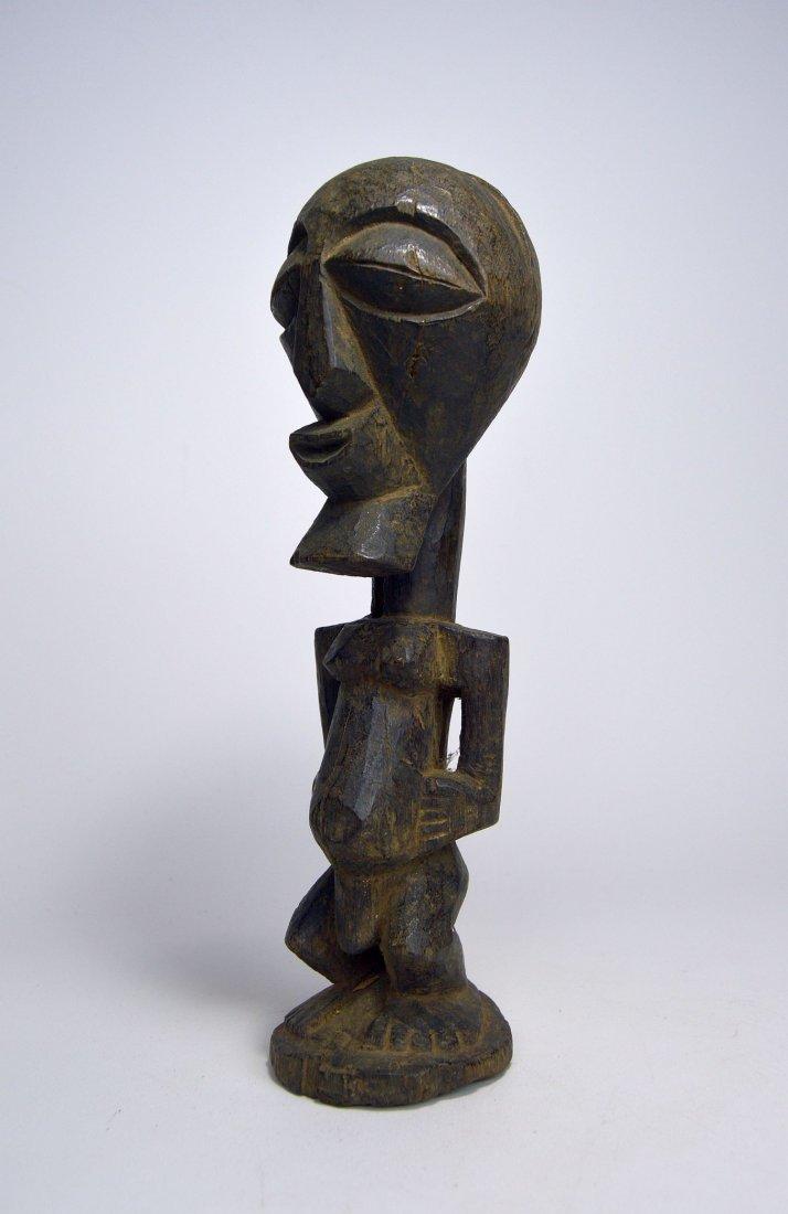 Interesting Vintage Songye male figure, African Art