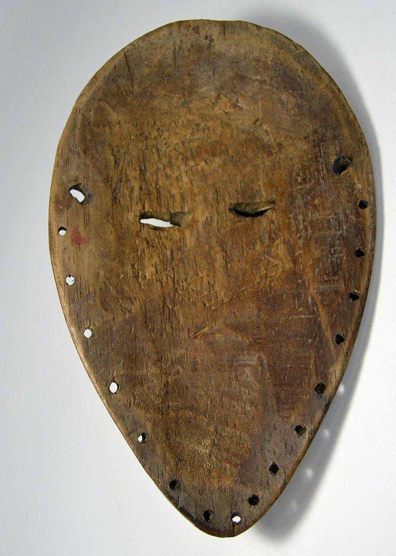 Archaic Lega Bwami Society African mask - 5