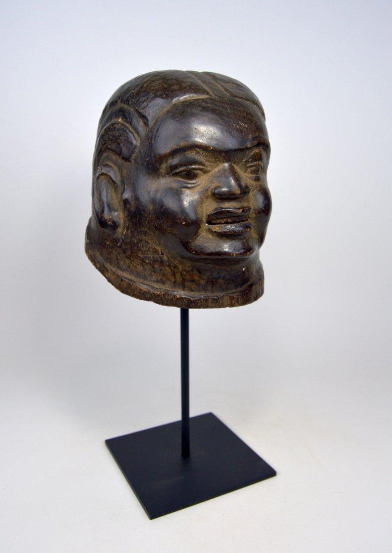 A Makonde Lipico Initiation mask, African Art