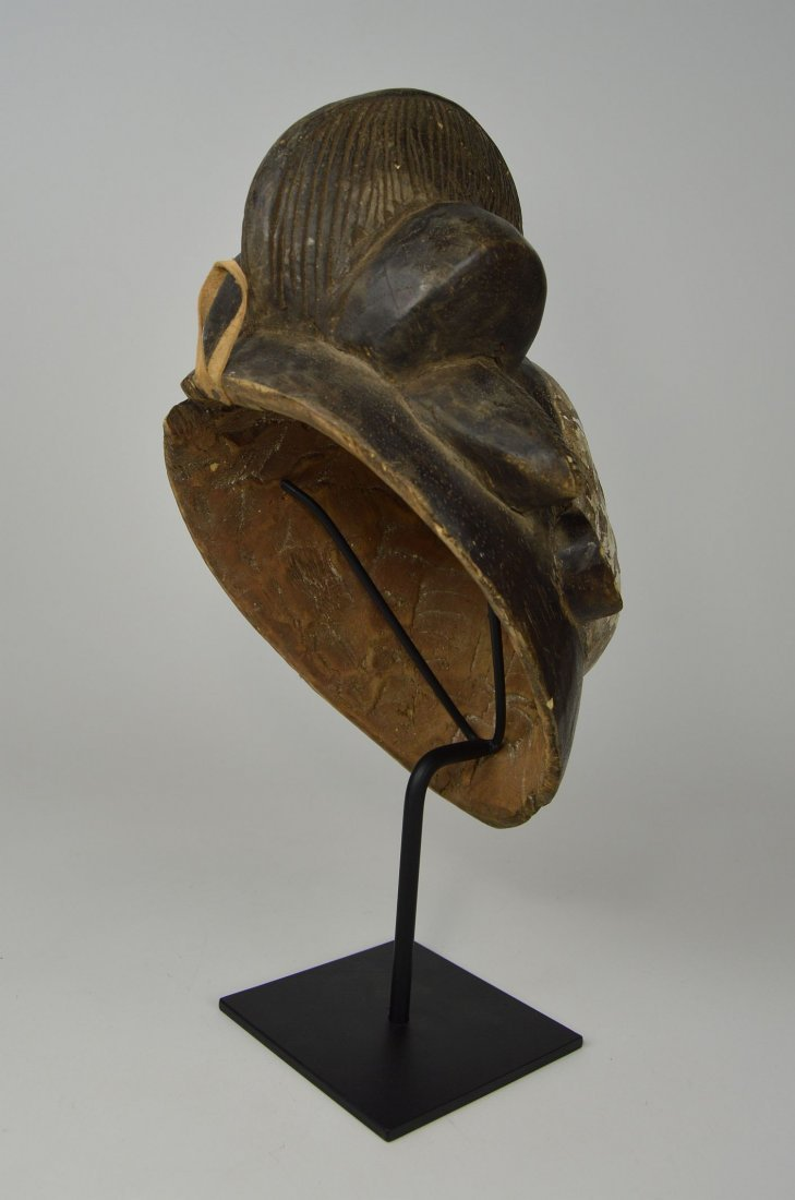 A Punu African mask - 5