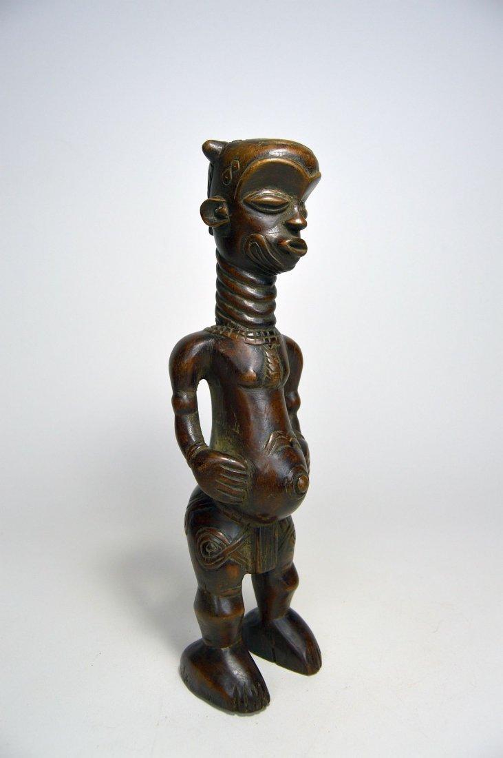 Fine Bena Lulua Ancestor sculpture