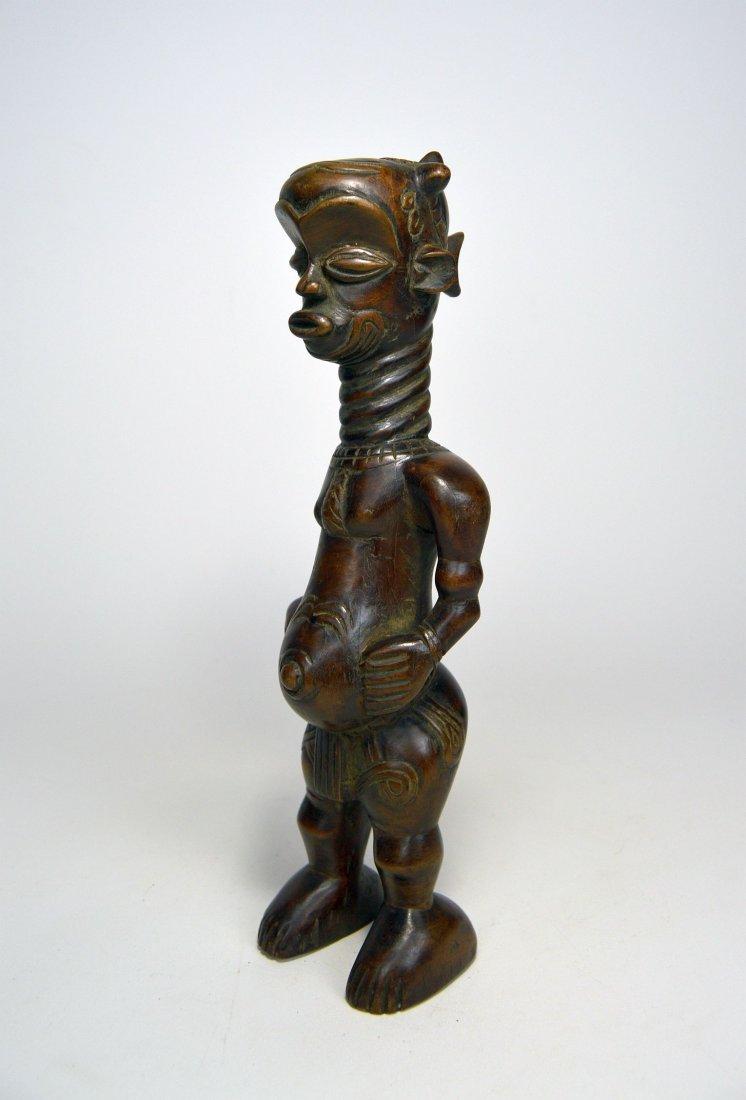Fine Bena Lulua Ancestor sculpture - 2
