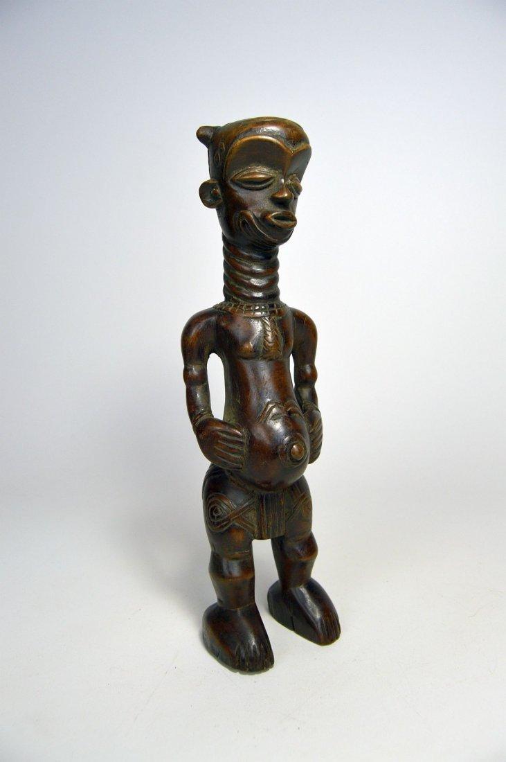 Fine Bena Lulua Ancestor sculpture - 3