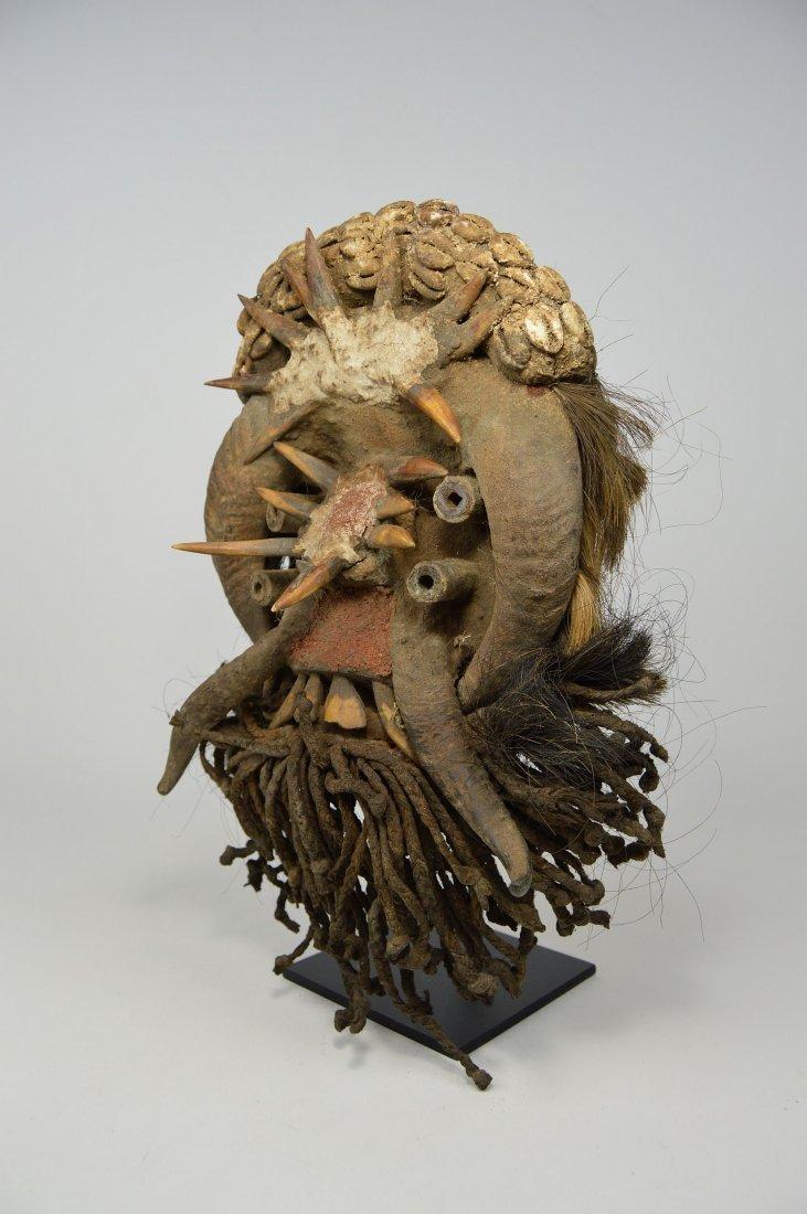 A Gere Fetish mask, African Tribal Art - 2