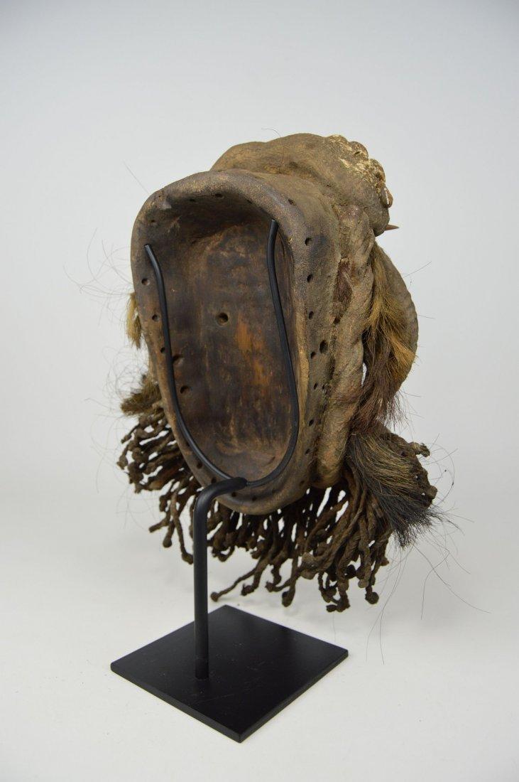 A Gere Fetish mask, African Tribal Art - 5