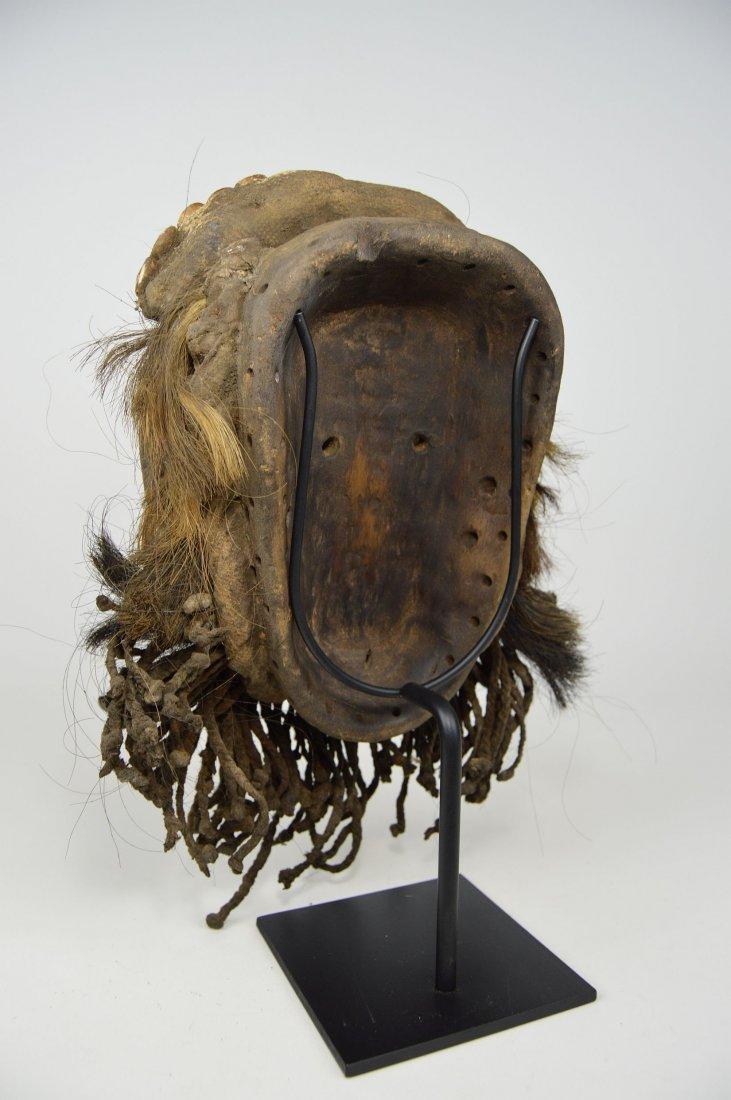 A Gere Fetish mask, African Tribal Art - 6